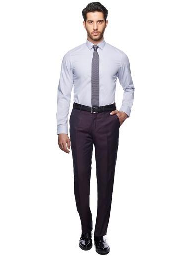 Altınyıldız Classics Slim Fit Gömlek Gri